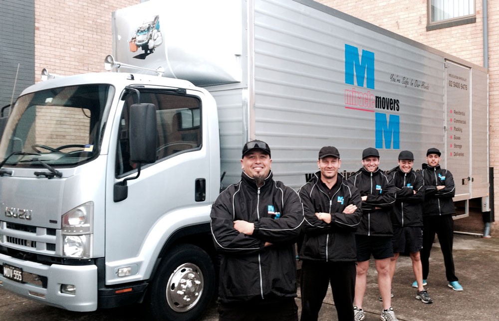 Miracle Movers Team