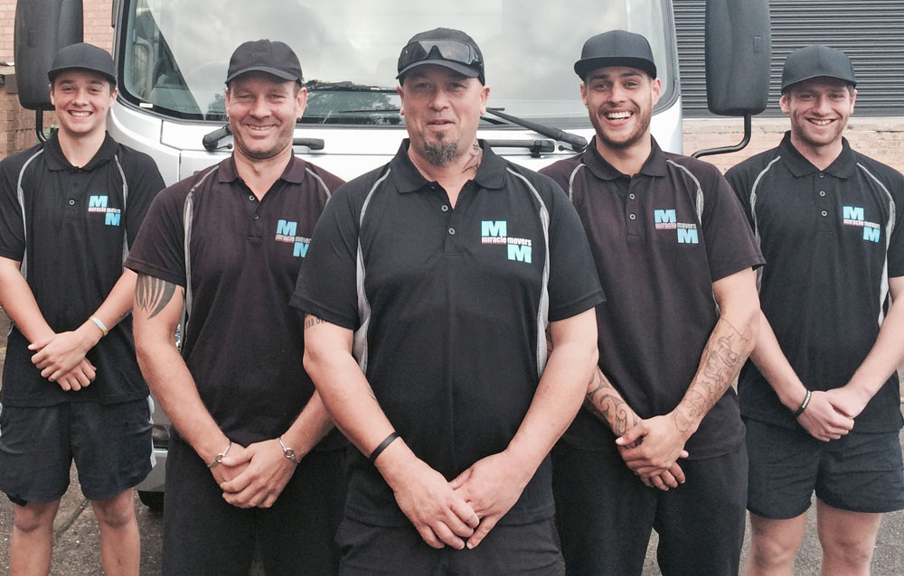 Miracle Movers Northern Beaches Removalists Team